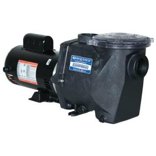 Sequence self primer external pond pump 230v mpn for External pond pumps