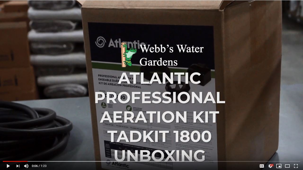 Atlantic Professional Aeration Kit TADKIT 1800