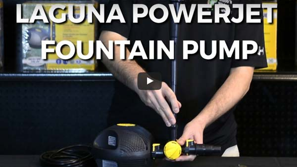 Review: Laguna Powerjet Fountain Pond Pump