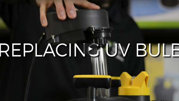 How To: Replace UV Bulb in a Laguna Pressure-Flo