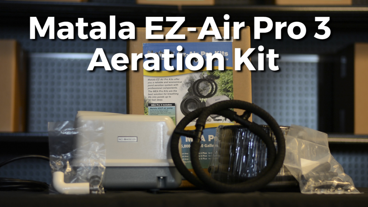 Matala EZ-Air Pro 3 Aeration Kit Review