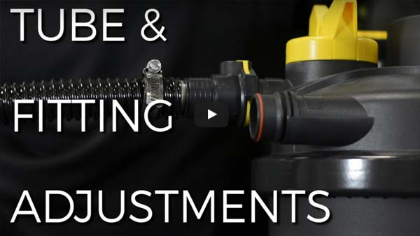 How To: Tube and Barb Fitting Adjustments - Getting a Tight Seal