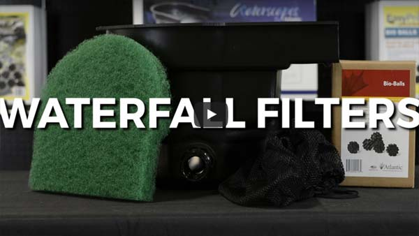 Waterfall Filters Explained - All About Bio Filters