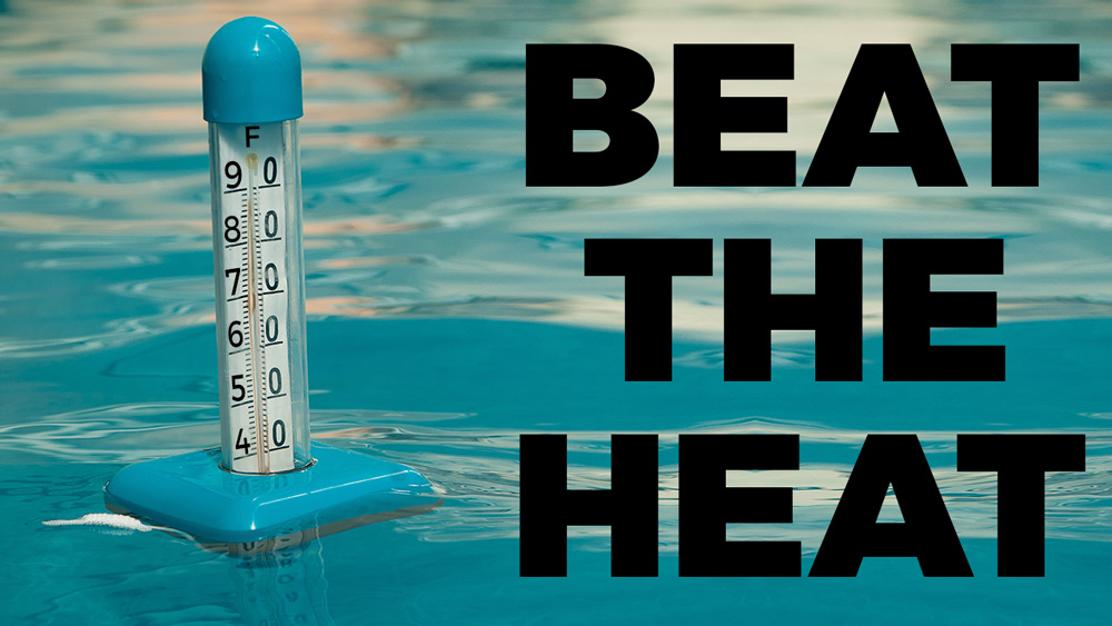 How to  Beat the Heat - Summer Pond Health