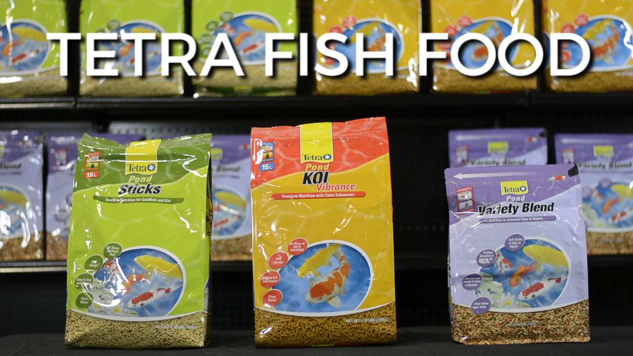 Tetra Fish Food Review