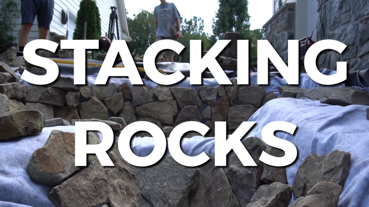 How To Stack Rocks