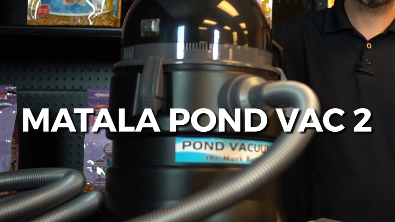 Matala Pond Vac II Review