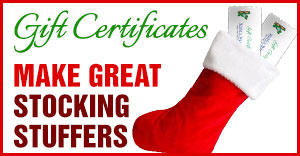Gift Certificate 2018