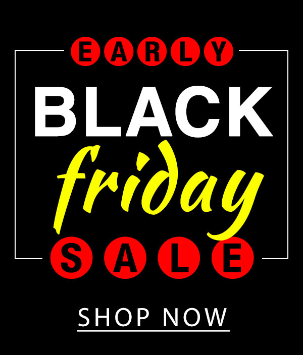 Black Friday Sale Page