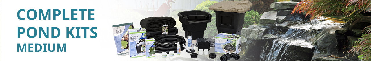 Cat Medium Pond kits