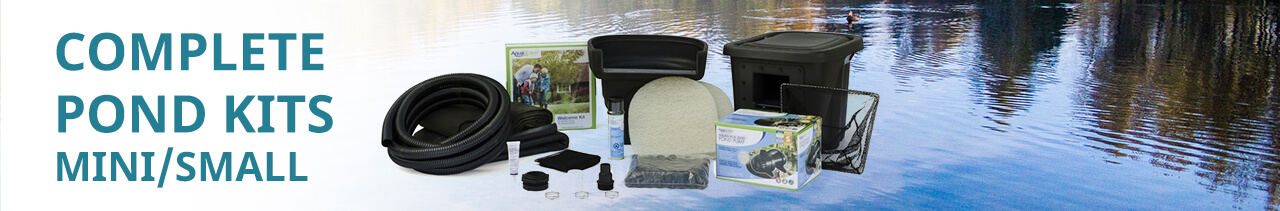 Cat Small Pond Kit