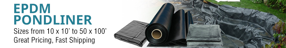 Cat Firestone Pond Liners 10% OFF