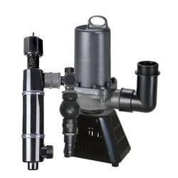Pondmaster Skimmer UV Clarifier w/ Skimmer Pump