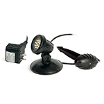 Atlantic Single LED Spotlight