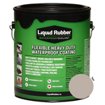 Liquid Rubber Waterproof Sealant Tan