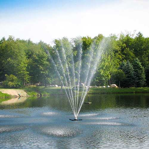 Scott Aerator Belcrest Fountain