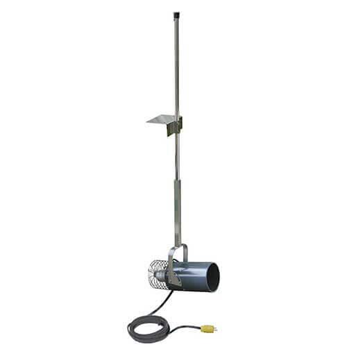 Scott Aerator Aquasweep Dock Mount