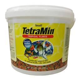 Tetra Min Tropical Flakes Fish Food