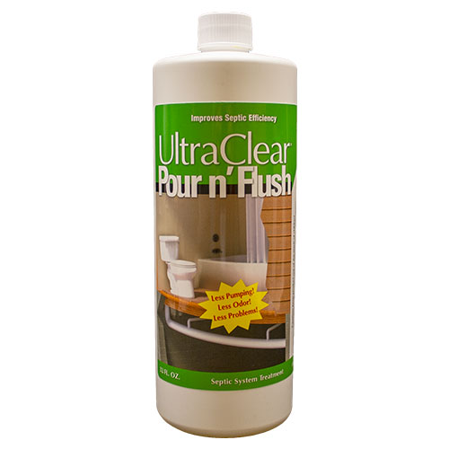 UltraClear Pour n' Flush
