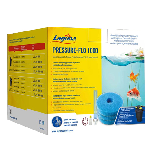Laguna Pressure Flo High Performance Service Kit