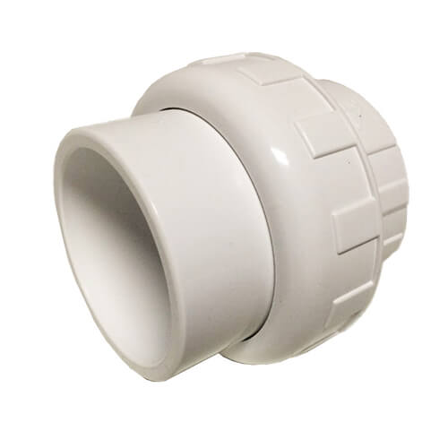 Dura Schedule 40 PVC Union Slip x Slip Fittings