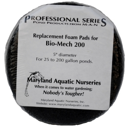 M.A.N. Made Tub Style- Submersible Mechanical/Biological Filters Replacement Pads