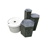 Aquascape Formal Basalt Column Set Kit