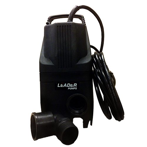Leader Solid Answer Pumps