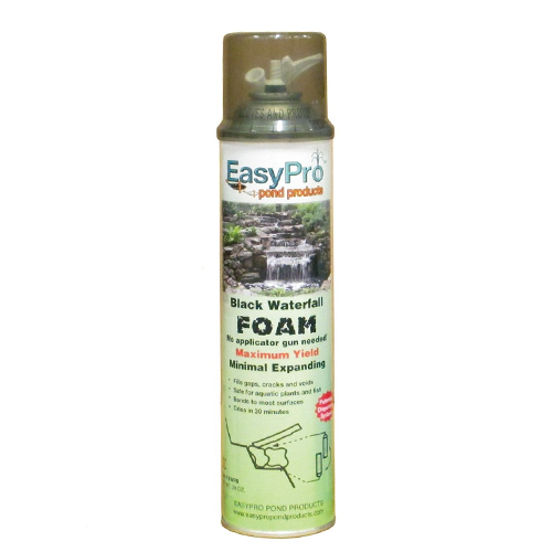EasyPro Black Waterfall Foam 20 oz.