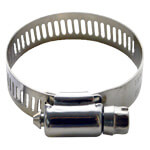 Stainless Steel Hose Clamps for Kink-Free & Vinyl Tubing