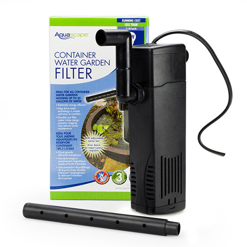 Aquascape Container Water Garden Filter