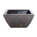 Aquascape Square Textured Gray Slate Patio Pond