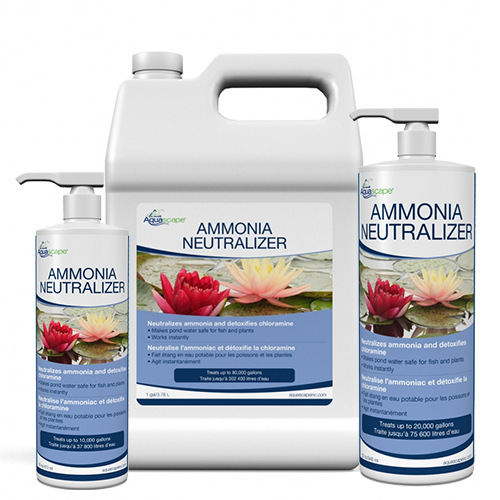 Aquascape Ammonia Neutralizer