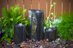 Aquascape Double Textured Basalt Cored Water Columns