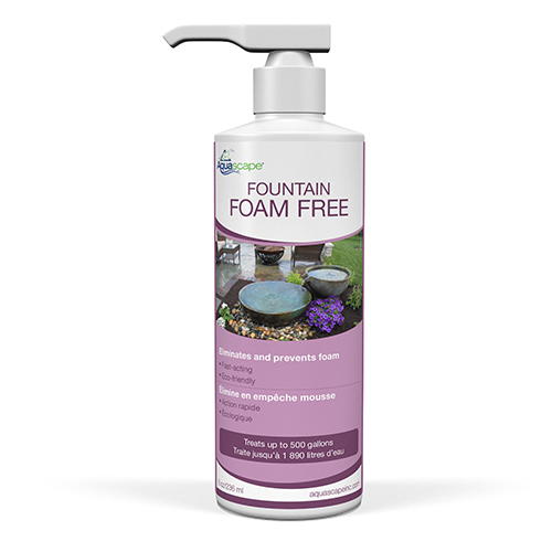 Aquascape Fountain Foam Free
