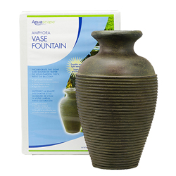 Aquascape Green Slate Amphora Vase Fountain