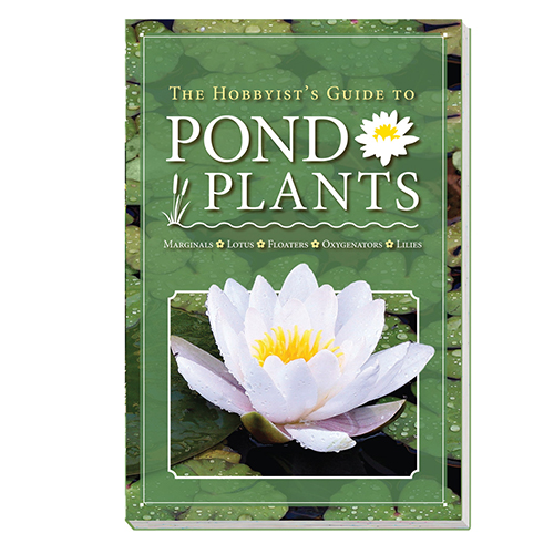 Aquascape The Hobbyists Guide To Pond Plants Book