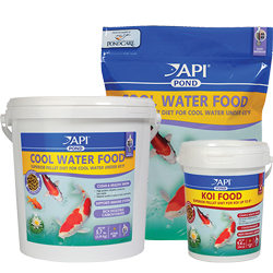 API Fish Food Category