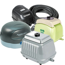 All Air Pumps & Aeration Kits
