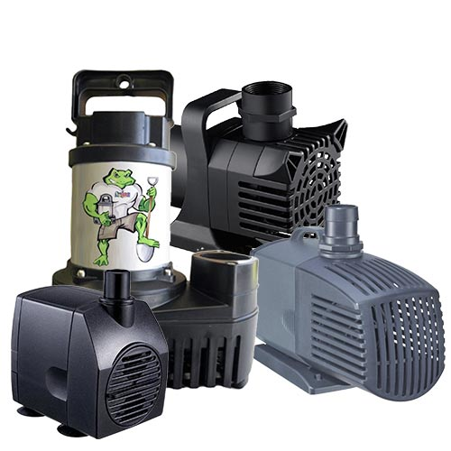 Anjon Submersible Pumps
