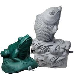 Aqua Ultraviolet Aqua Frog and Aqua Fish Decorative UV Sterilizers