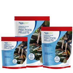 Aquascape Color Enhancing Fish Food - Floating