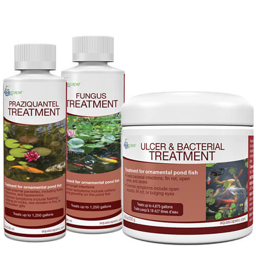 Aquascape Fish Medications