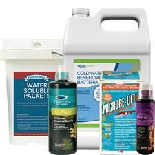 Beneficial Bacteria for Ponds, Water Gardens, Algae Control