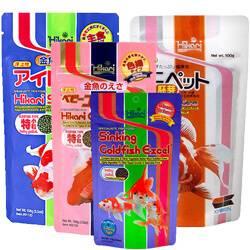 Hikari Goldfish Diet