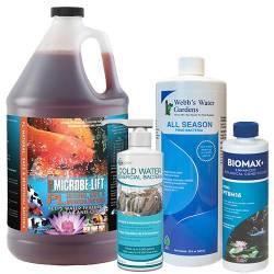 Liquid & Gel Beneficial Bacteria