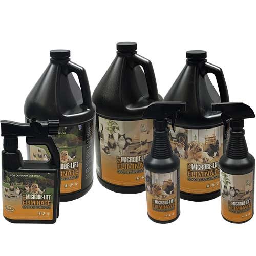 Pet Products - Odor and Stain Eliminator