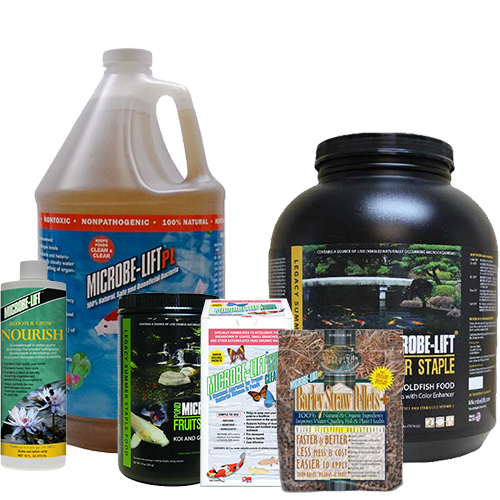 Microbe Lift Products