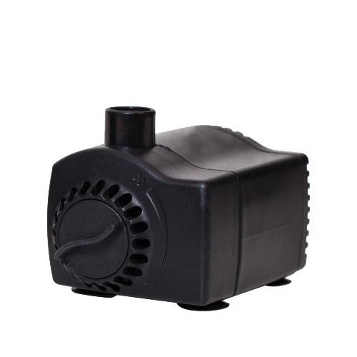Pond Boss Fountain Pump with Low Water Auto Shut-Off Feature