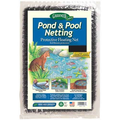 Gardeneer Pond and Pool Netting